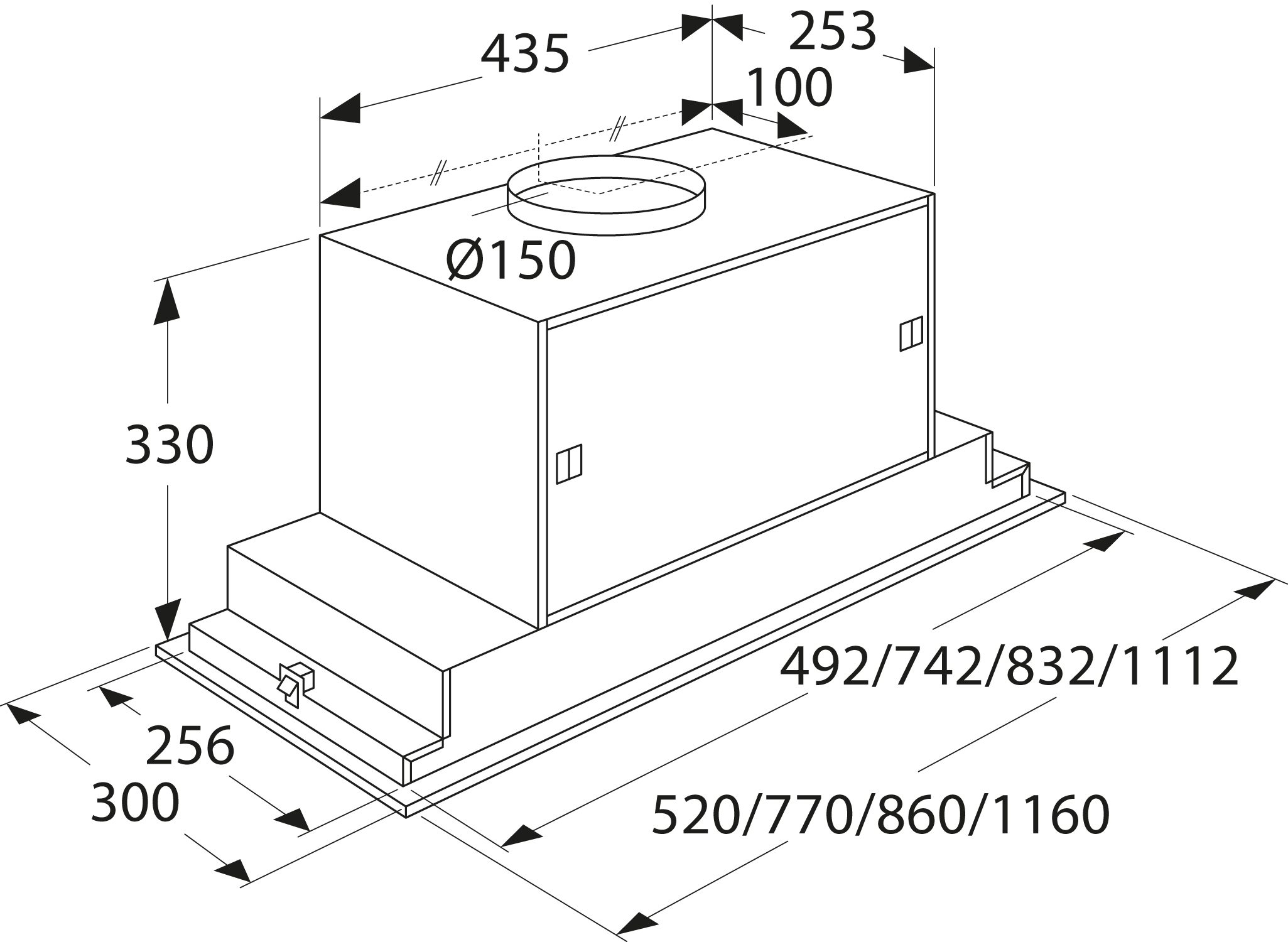 Asko Concealed Rangehood 52cm In Stainless Steel At 1950 Gas Stove Wiring Diagram User Manual Product Specifications