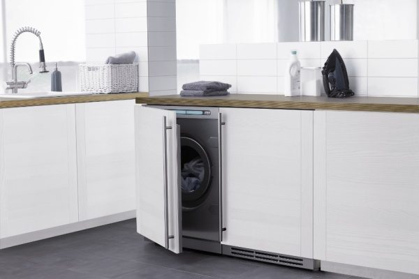 Asko integrated laundry appliances