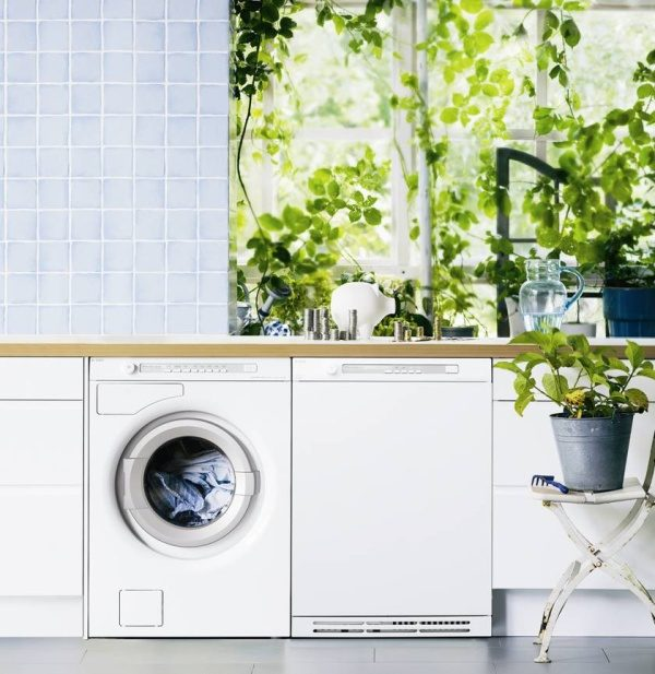 Asko washing machines are environmentally friendly