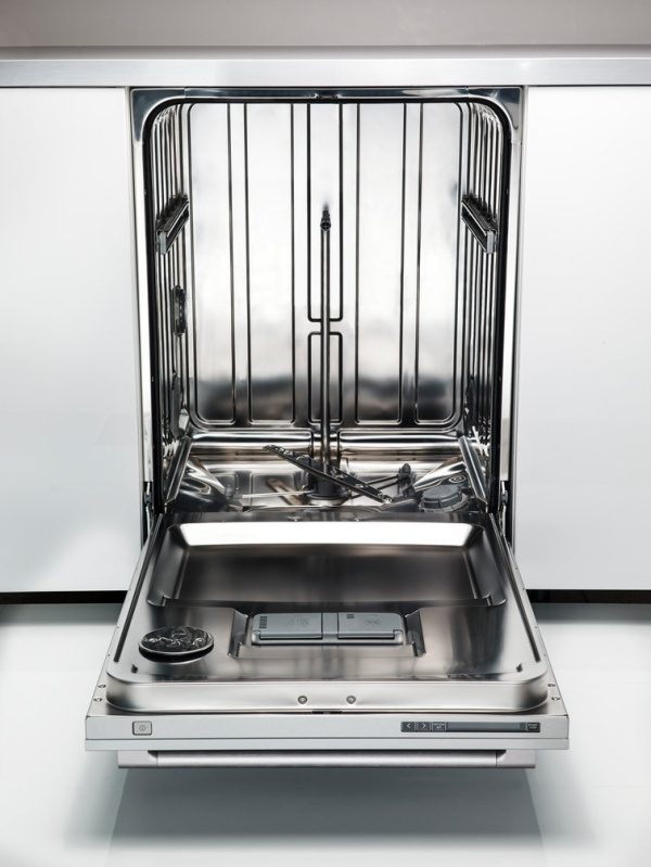 Asko dishwasher stainless steel