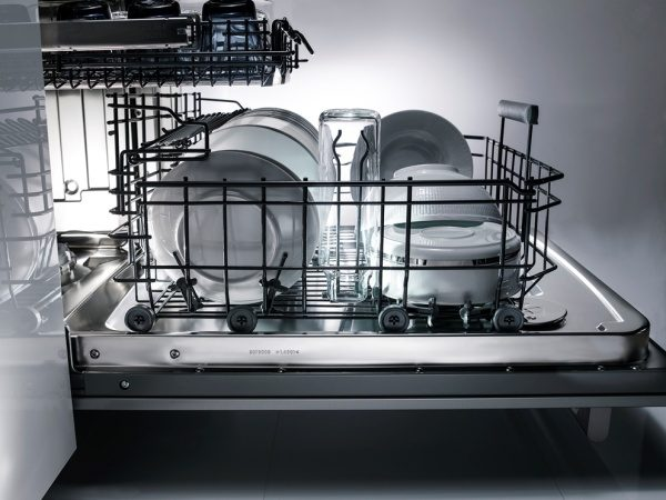Asko dishwasher telescopic rails