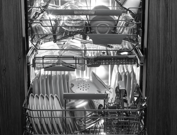 ASKO dishwashers with Intensive mode.