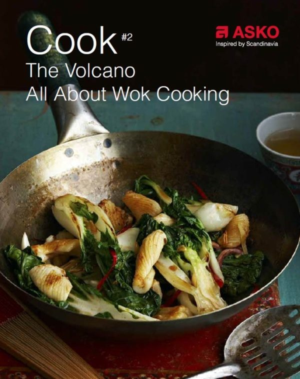 All About Wok Cooking Magazine