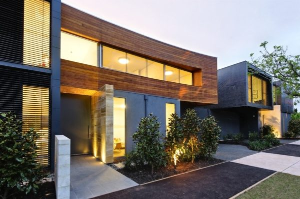 North Road residence