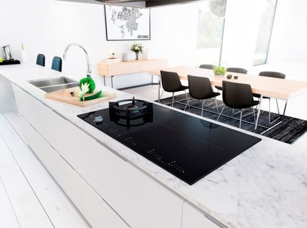 ASKO Duo Fusion Gas and Induction Cooktop
