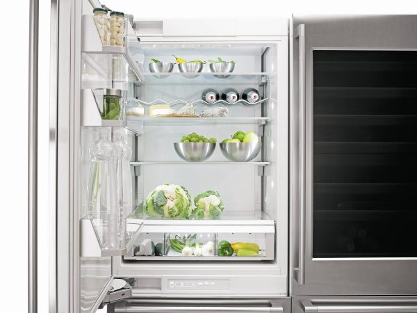 See inside the ASKO Pro Series Fridge