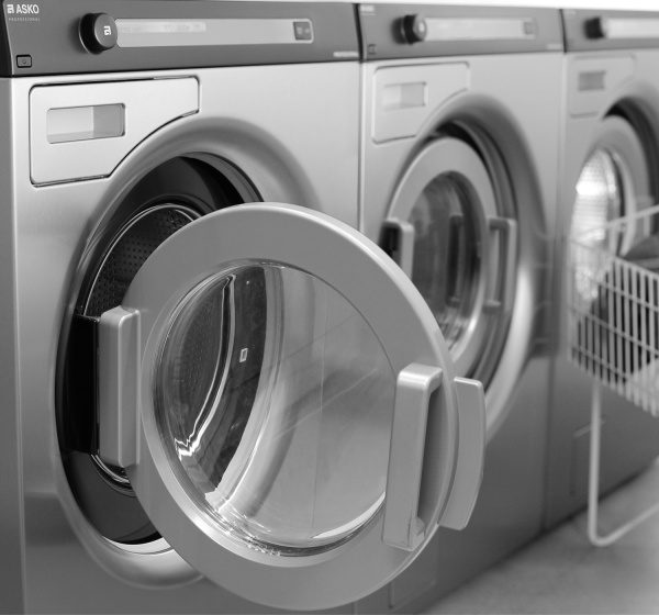 Self-service laundries