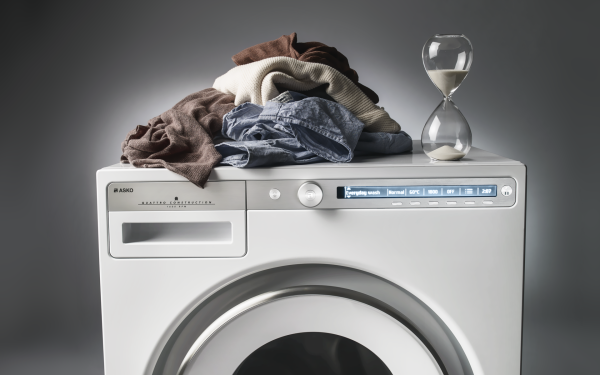 ASKO washers with powerful run Modes - your shortcut to better washing