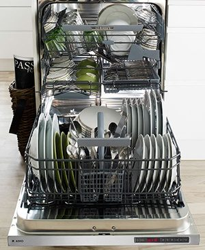 Design Engineers Have Maximized The Loading Capacity Of Asko Dishwashers Units Boast Same Outside Dimensions As A Standard Dishwasher But Loads Can