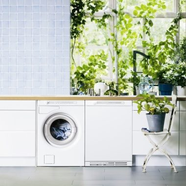 Asko environmentally friendly laundry appliances