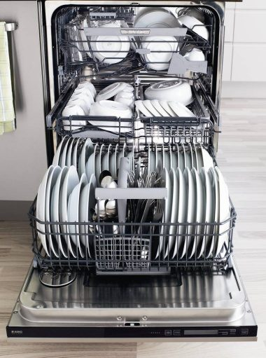 Asko dishwasher super cleaning system