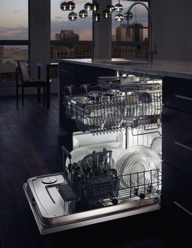 ASKO dishwashers with Modes - your shortcut to clean dishes