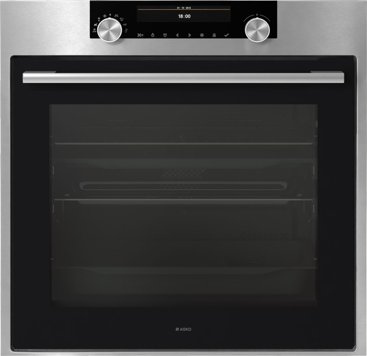 asko built in pyrolytic oven in stainless steel available at asko rh asko com au Convection Oven Microwave Oven