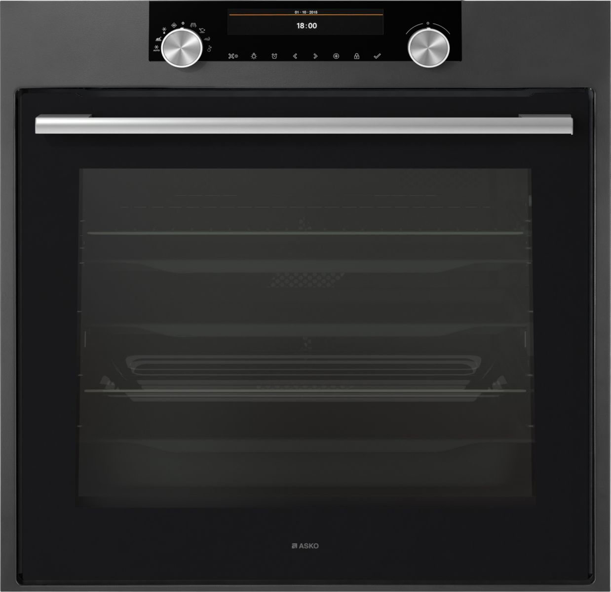 asko built in craft oven stocked in black at any retail asko store rh asko com au Convection Oven Kenmore Oven Manual