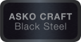 ASKO Craft Black Steel designserie