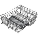 Premium upper basket with knife caddy