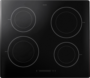 60cm Induction, 4 zone cooktop