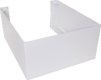 Logic Pedestal - White Part No: 9012070
