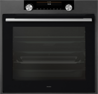 OP8687A 60 cm, Pyrolytic oven Anthracite, Craft