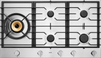 HG1986SD Stainless Steel Gas Cooktop 90 cm