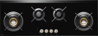 HG1145AD Black Volcano Gas Cooktop