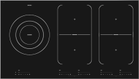 HI1975G Pro Series Induction Cooktop