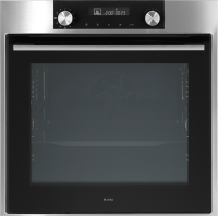 OP8637S Icon Pyrolytic Oven, Stainless Steel