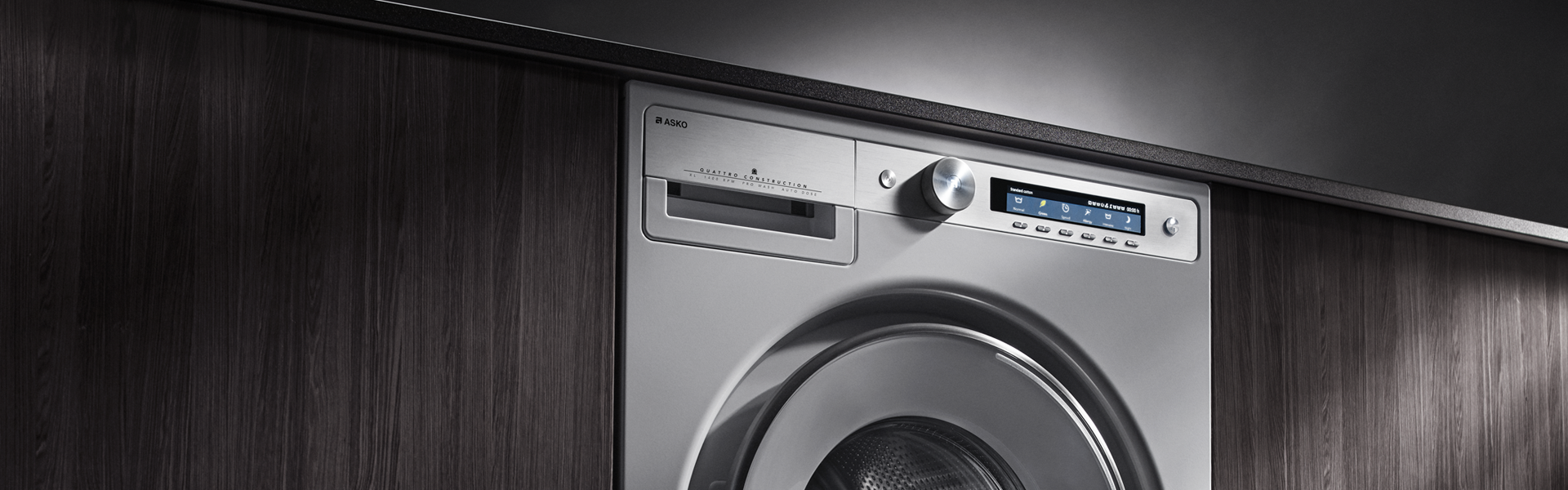 High-quality washing machines from ASKO Appliances